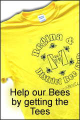 Help Our Bees By Getting the Tees