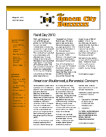 RDBC Newsletter – 2010 Summer