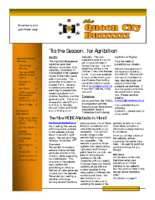 RDBC Newsletter – 2010 Winter