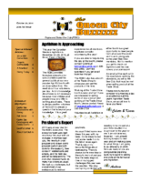 RDBC Newsletter – 2014 Fall
