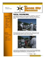 RDBC Newsletter – 2015 Summer